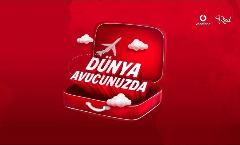 Vodafone Yurt Dışı Tarife Paketleri: İnternet, Arama ve Sms