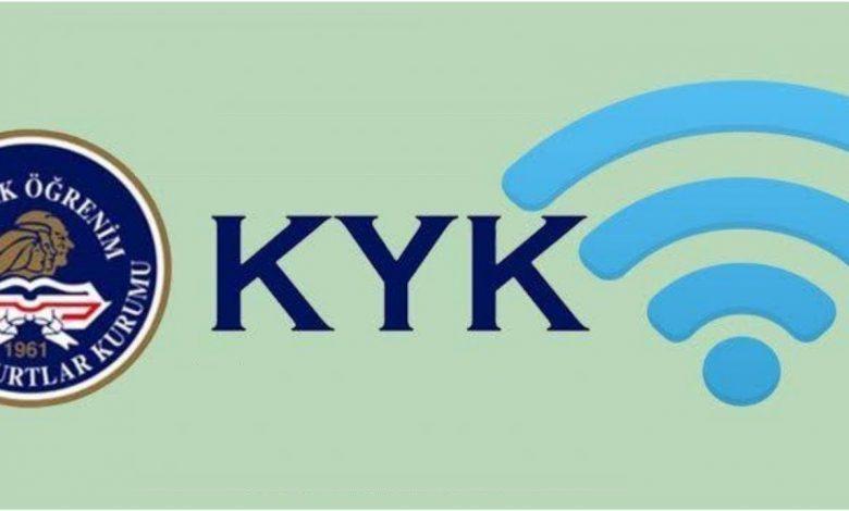KYK WiFi Bağlanma: Giriş, Çıkış ve Şifre İşlemleri