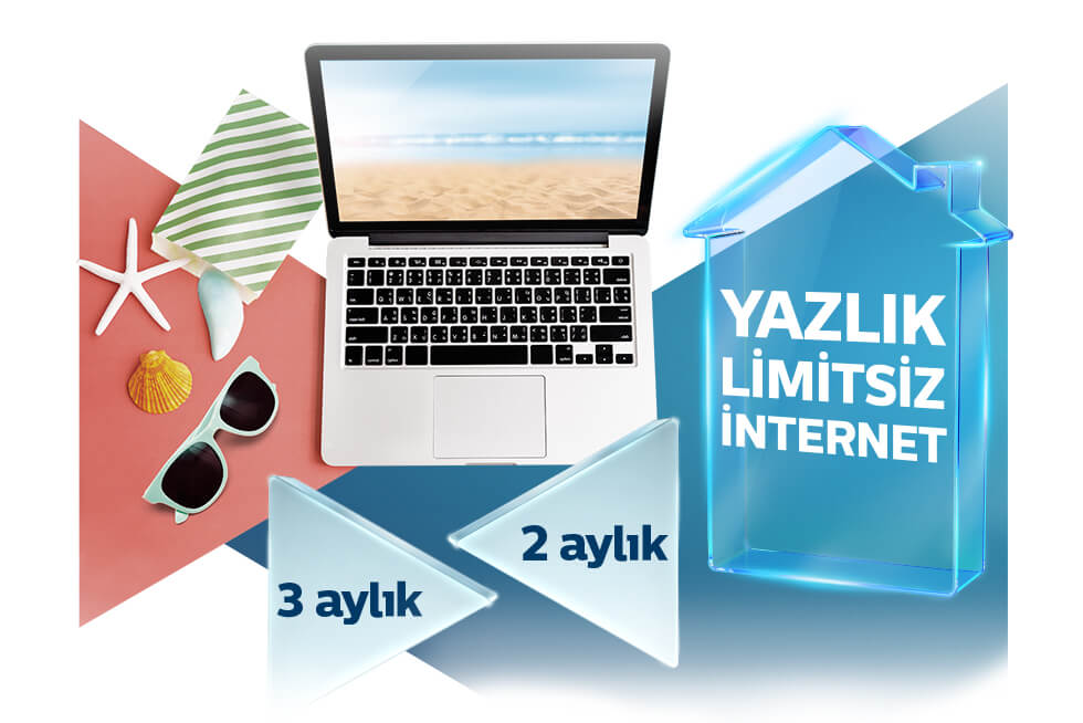 Türk Telekom Yazlık İnternet Kampanyaları