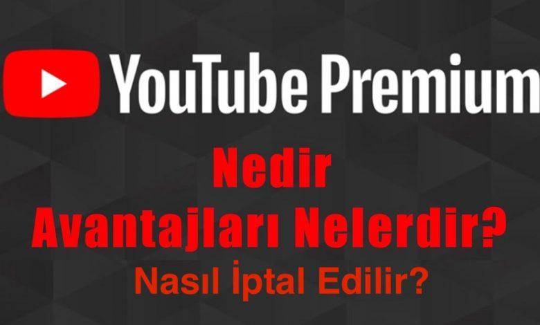 Youtube Premium Üyelik (Abonelik)