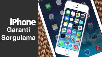 iPhone Garanti Sorgulama ve Cihaz Değiştirme Taktikleri