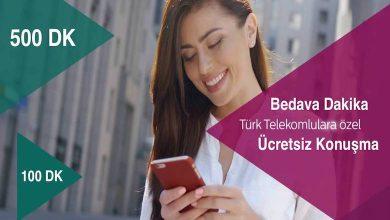 Türk Telekom Bedava Dakika: Ücretsiz Konuşma Kampanyaları