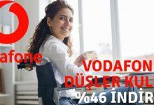 Vodafone Engelli İndirimli Tarifeleri ve Kampanyalar