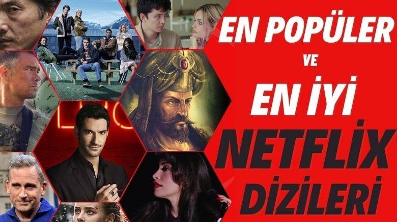 En Popüler ve En İyi Netflix Dizileri