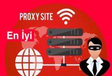 En Popüler Ücretsiz Proxy Sunucu Siteleri