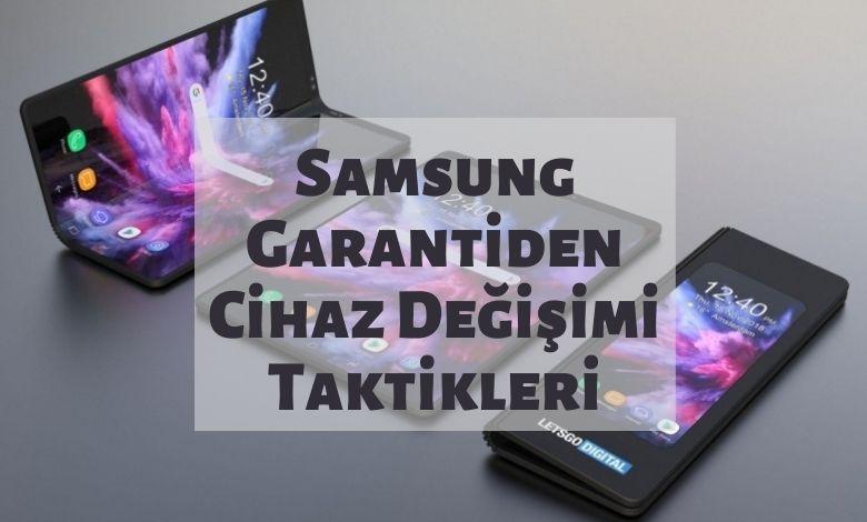 Samsung Garanti Sorgulama
