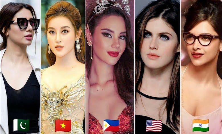 Gelmiş Geçmiş Dünyanın En Güzel 30 Kadını